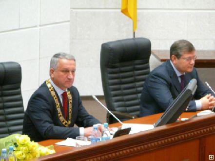 Иван Куличенко присягнул на верность днепропетровцам (Фото)