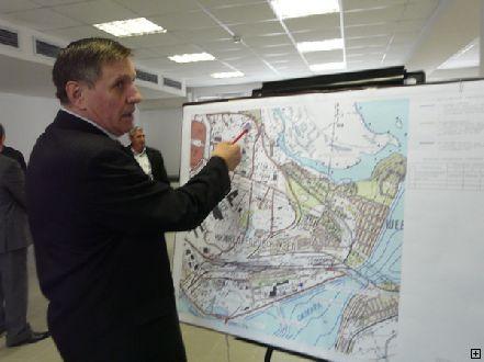Куличенко принял природоохранные меры (Фото)