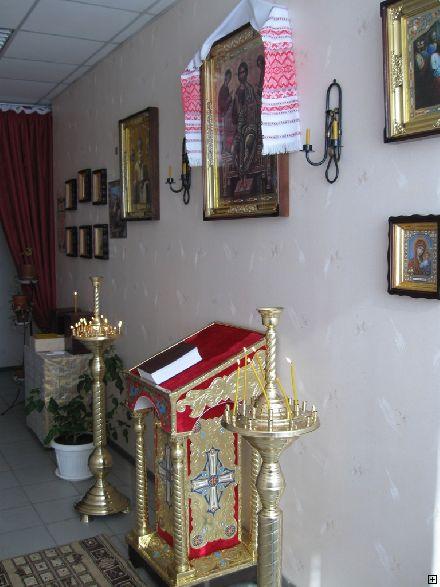 В регионе милиция открывает молитвенные комнаты (Фото)
