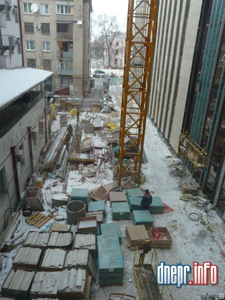 В начале 2012 года в Днепропетровске откроется еврейский центр (Фото)