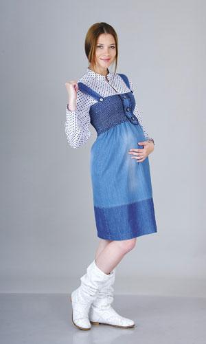 Платья для беременных коллекция