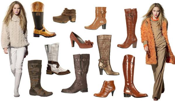 Как правильно хранить зимнюю обувь.