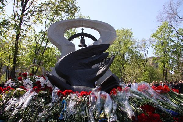 26 й годовщины чернобыльской