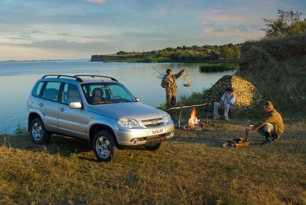 авто для рыбалки и активного отдыха