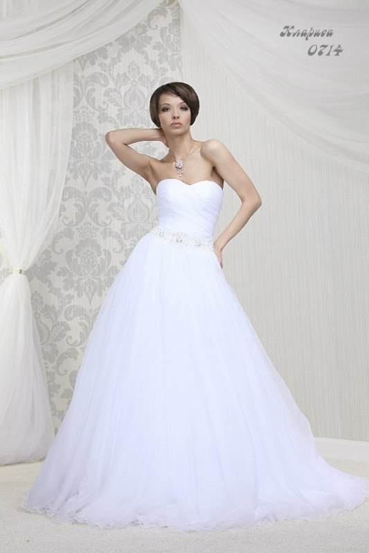 Вариативность свадебных платьев-трансформеров