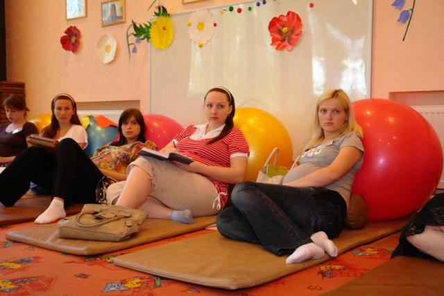 Центр для беременных лекции