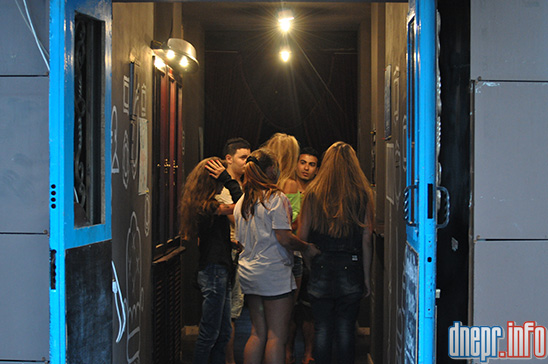 Флешмоб в Днепропетровске: как прошел зомби-парад (ФОТОРЕПОРТАЖ), фото-5