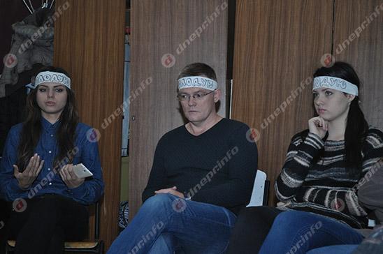 Студенты и руководство Днепропетровского театрально-художественного колледжа нашли компромисс (ВИДЕО, ФОТО), фото-10