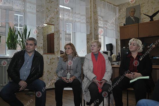 Студенты и руководство Днепропетровского театрально-художественного колледжа нашли компромисс (ВИДЕО, ФОТО), фото-11