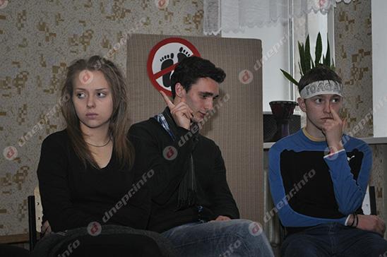 Студенты и руководство Днепропетровского театрально-художественного колледжа нашли компромисс (ВИДЕО, ФОТО), фото-12