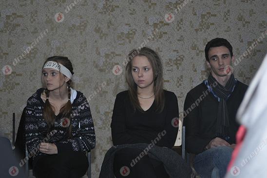 Студенты и руководство Днепропетровского театрально-художественного колледжа нашли компромисс (ВИДЕО, ФОТО), фото-15