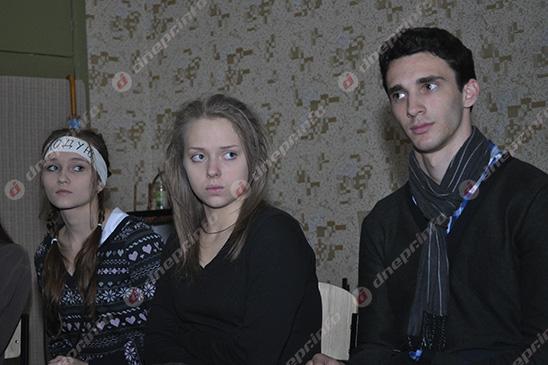 Студенты и руководство Днепропетровского театрально-художественного колледжа нашли компромисс (ВИДЕО, ФОТО), фото-17