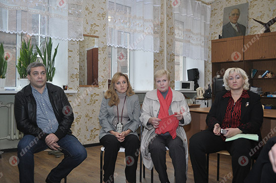 Студенты и руководство Днепропетровского театрально-художественного колледжа нашли компромисс (ВИДЕО, ФОТО), фото-21