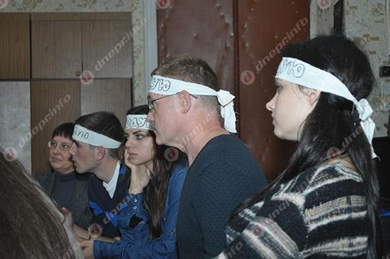 Студенты и руководство Днепропетровского театрально-художественного колледжа нашли компромисс (ВИДЕО, ФОТО), фото-25