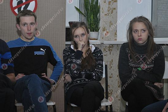 Студенты и руководство Днепропетровского театрально-художественного колледжа нашли компромисс (ВИДЕО, ФОТО), фото-28