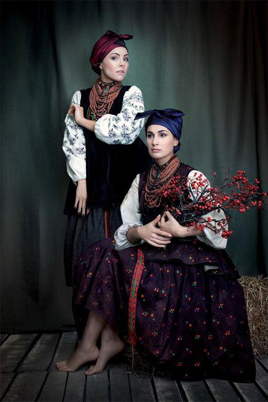 photo of girls щедрівки № 26571