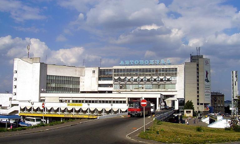 гостиницы днепропетровска возле автовокзала