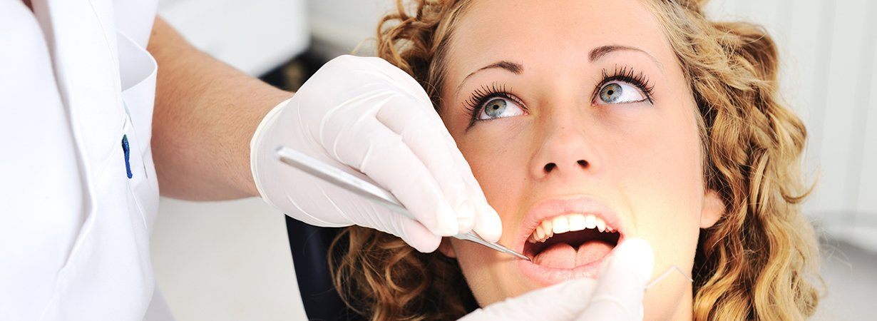 What causes teeth to shift in older adults