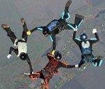 Днепропетровск примет Чемпионат Украины по парашютной групповой акробатике (ФОТО, ВИДЕО)