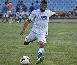 «Днепр» сыграл товарищеский матч с «Нефтянником» (ФОТО)