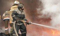 Вчера в Днепропетровске на пожаре спасли двоих человек