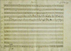 Реквием, Моцарт, память о погибших