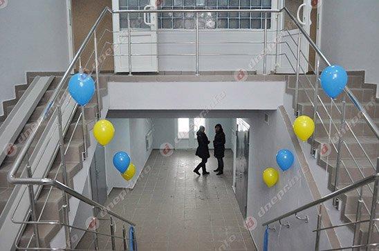новое отделение гнойной хирургии в днепропетровском военном госпитале