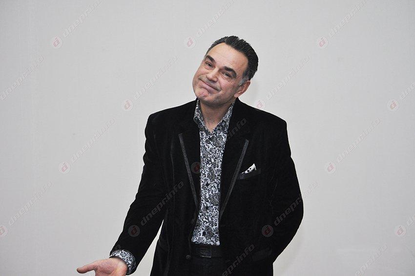 Михаил Мельник театр Крик