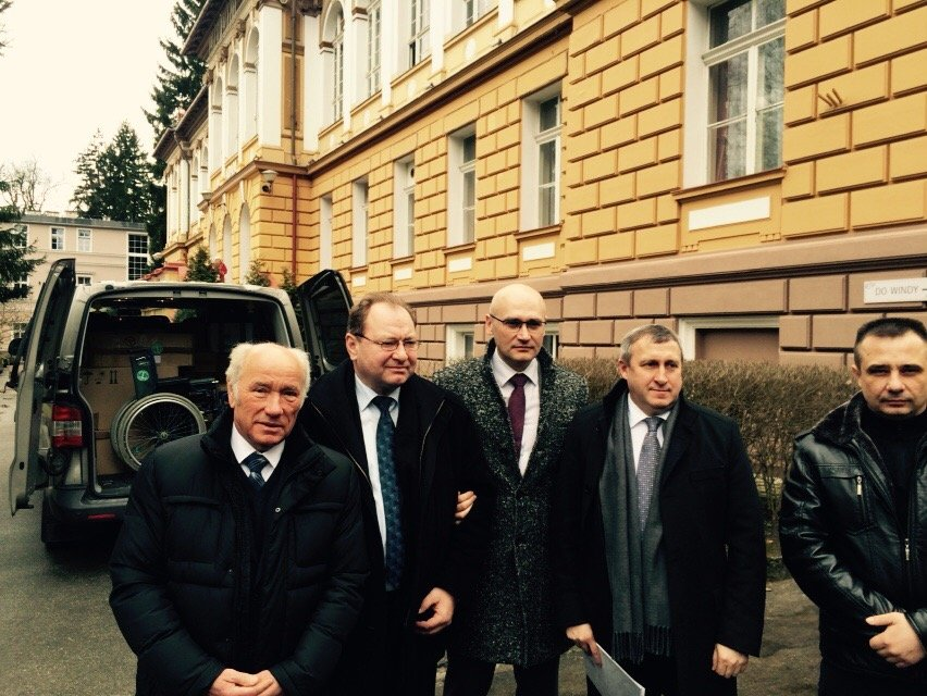 Поляки выделили 350 000 грн. на помощь военным