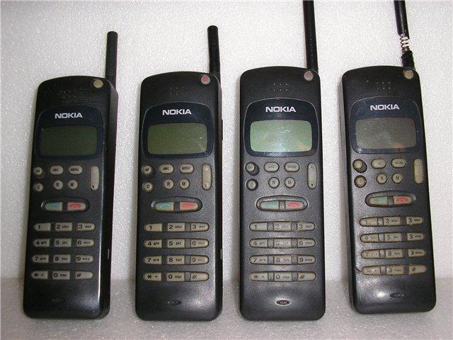 Скоро в днепропетровском музее им. Д. Яворницкого откроется выставка старых мобильных телефонов.