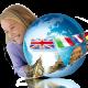 Изучение английской грамматики посредством игр в украинско-американском лингвистическом центре!