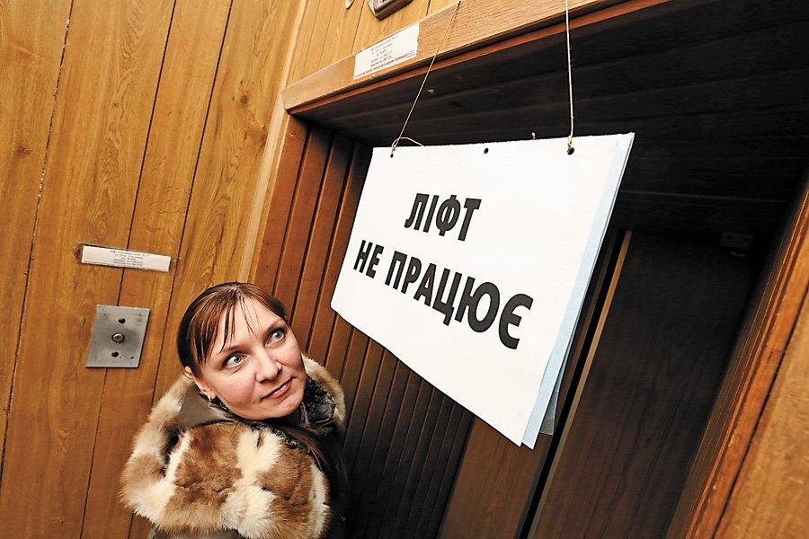Днепропетровские лифты теперь будут сигнализировать о грабителях