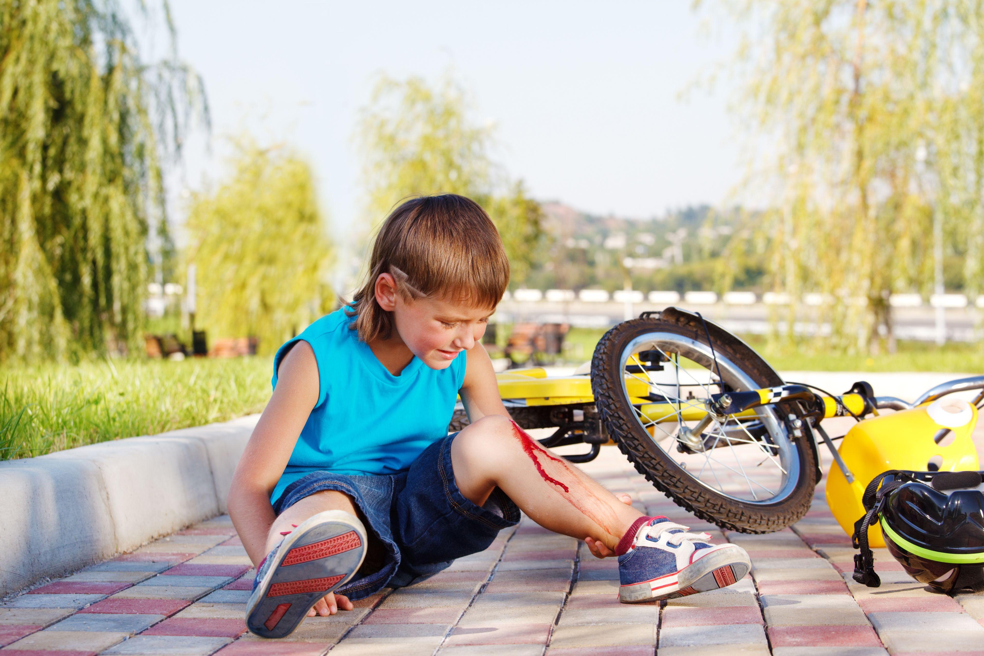 Днепропетровцы могут прослушать курс лекций по оказанию первой помощи в случае падения с велосипеда.