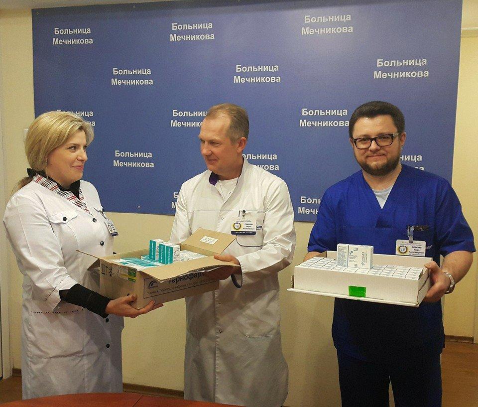 Сергей Рыженкосообщил о подарке от служителей фемиды.