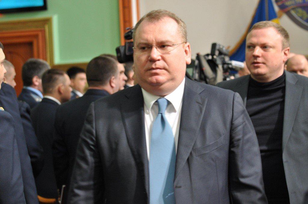 Новый глава Днепропетровской ОГА Валентин Резниченко пообщался с горожанами. Новости Днепра