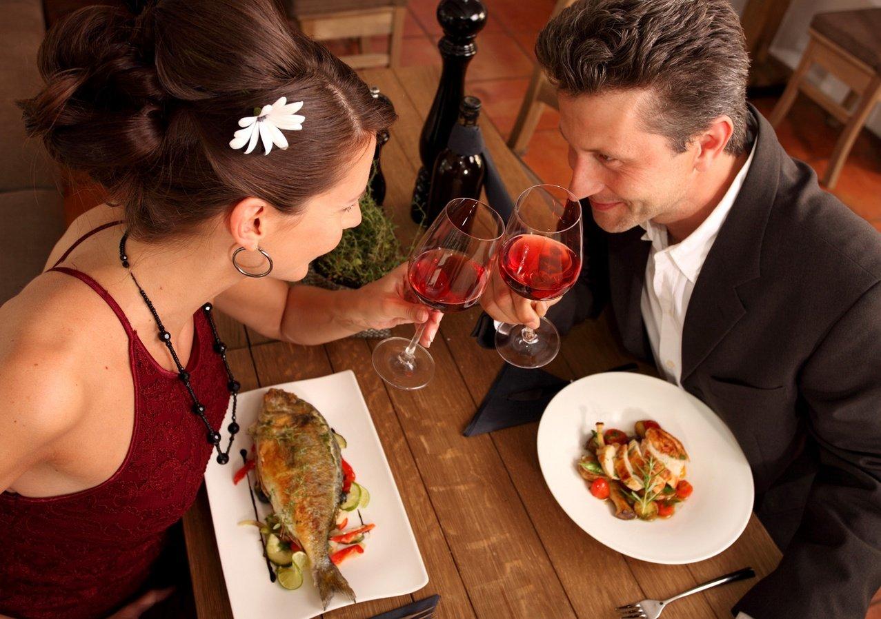 Романтический ужин рассказ 14 фотография
