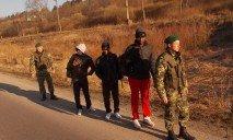 Трое темнокожих пытались пересечь украинско-польскую границу, прикидываясь беженцами с Донбасса