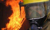 В Днепропетровске на Мандрыковской загорелся лифт