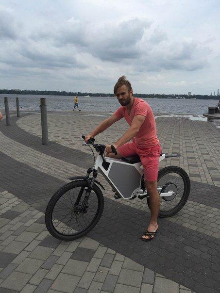 Электровелосипеды от днепропетровских конструкторов (фото) - фото 2