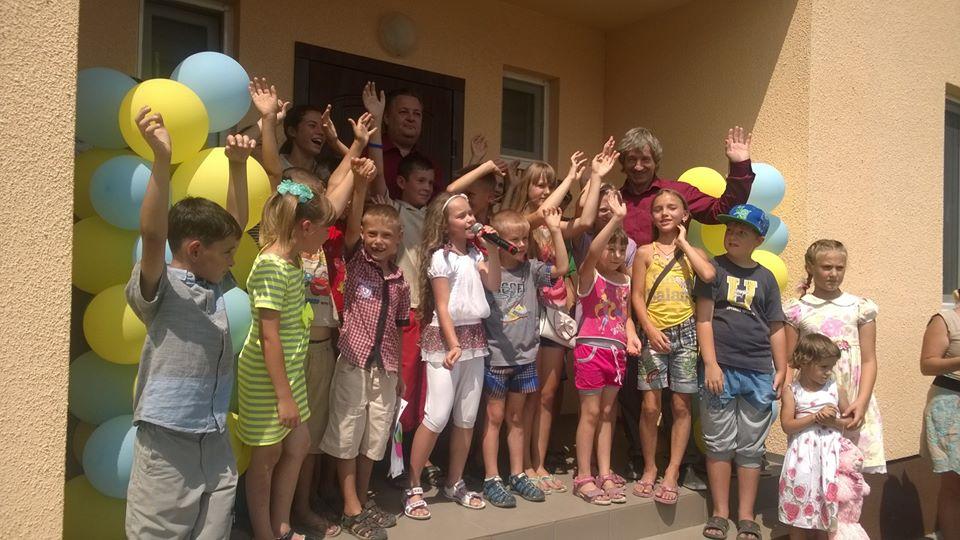 3 новых детских дома семейного типа откроют на Днепропетровщине - Днепр Инфо