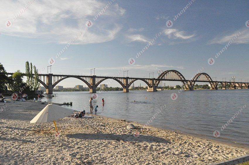 пляжи днепропетровска