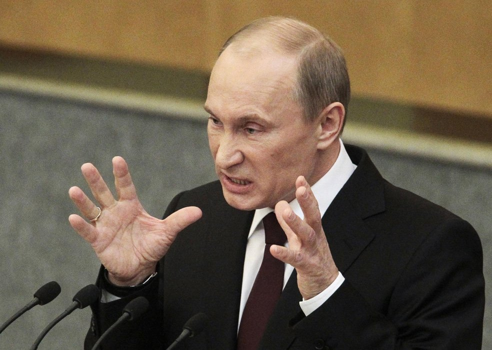 """""""Путину нужны войны"""""""