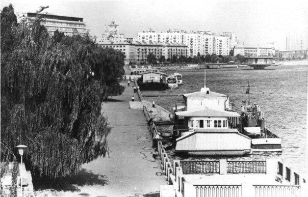 Новости Днепра про Потерянные во времени символы днепропетровской набережной