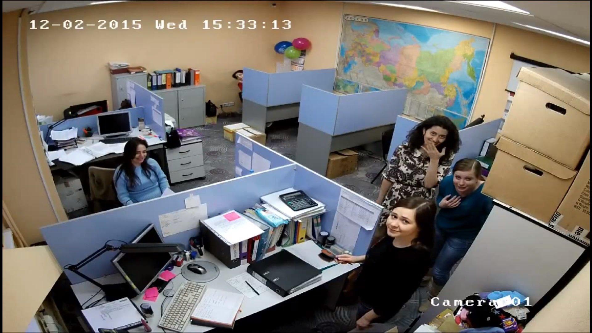 Русские в офисе 3 фотография