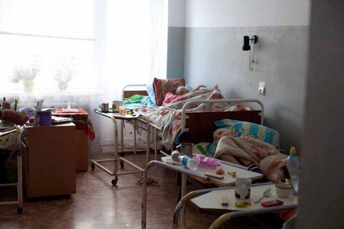 Дома интернаты для престарелых в днепропетровске уход а лежачими больными