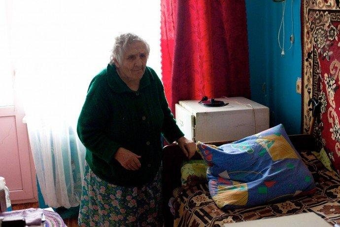 Дом престарелых в днепропетровске адрес дом пожилого человека г истра