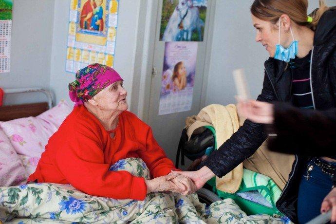 Дома престарелых днепропетровская область пансионаты для престарелых в воронеже