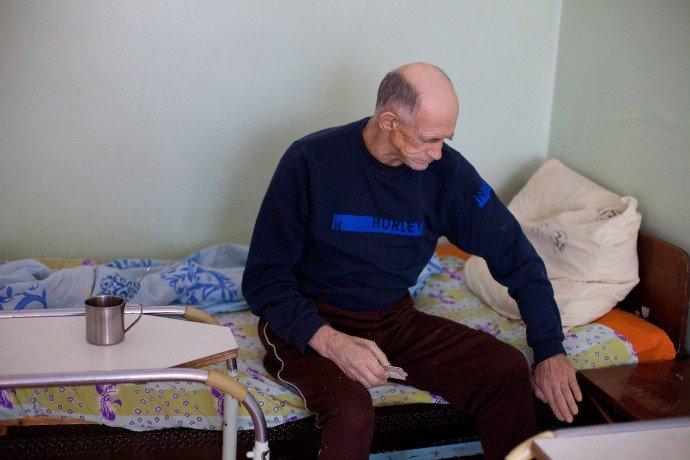 Днепропетровская дом престарелых фото бюджетный пансионат для лежачих больных
