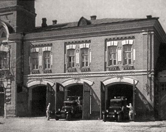 Здание-пожарной-части.-Май-1938-год