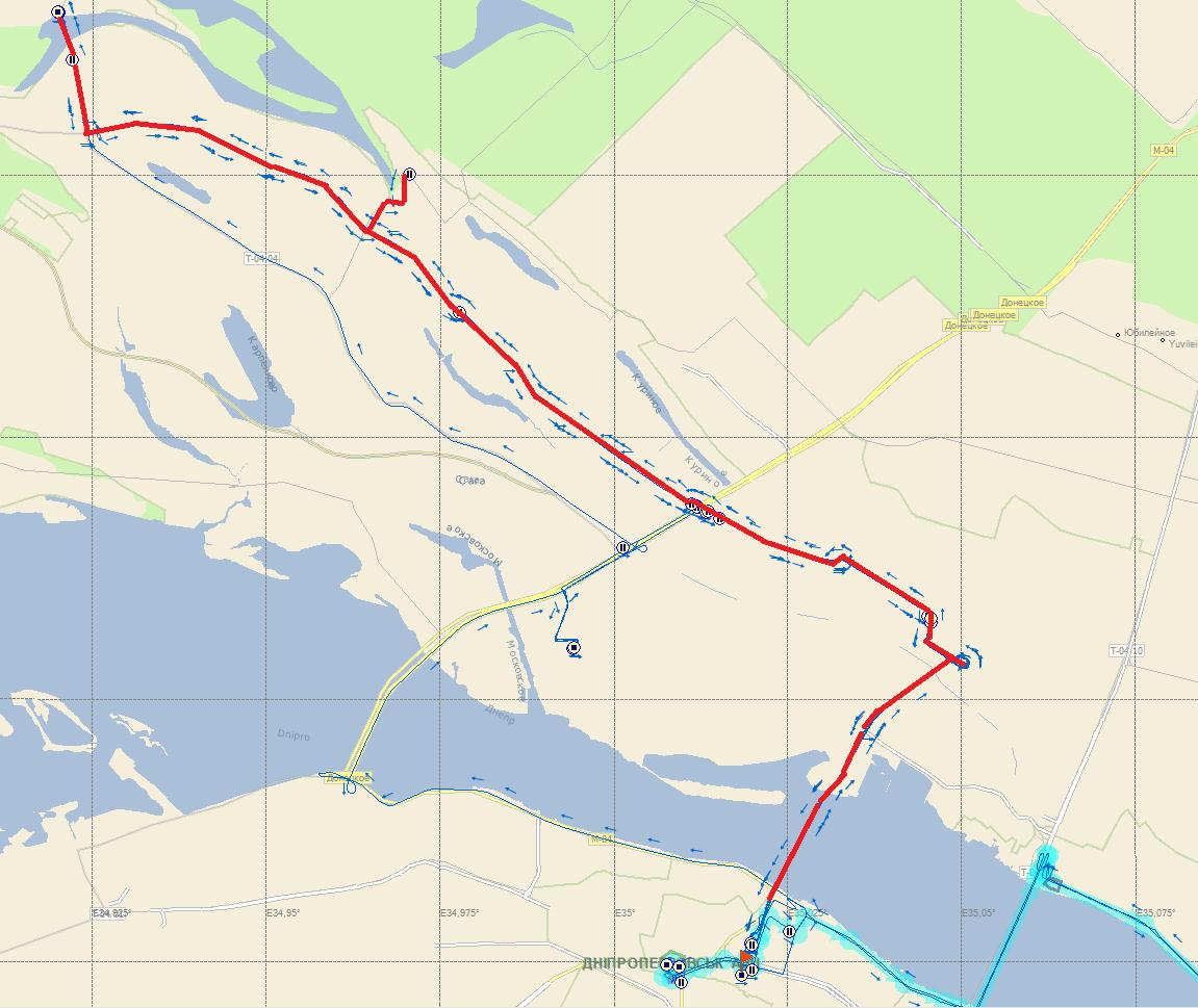 маршрут1